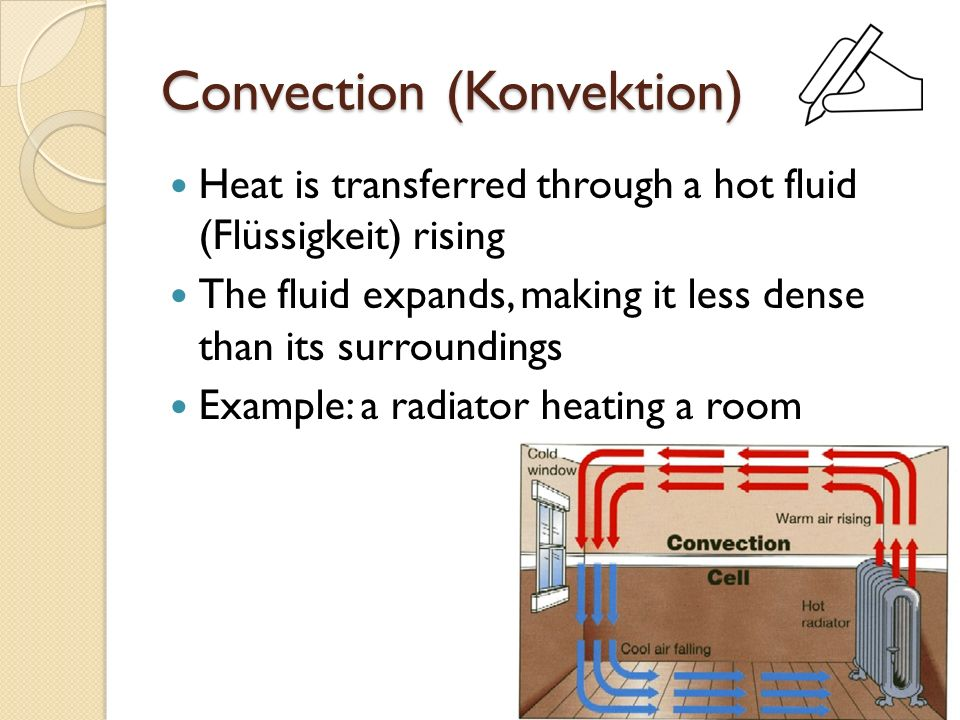 Heat transfer methods. Learning objectives Explain the 3 ways that ...