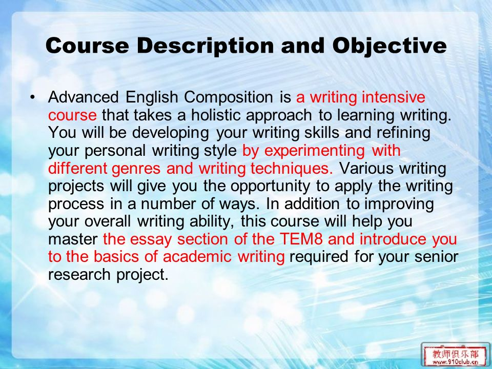 coursework writing describe Coursework is a great way to hoover up as many marks as possible before your exams: here's how to do the best possible job.