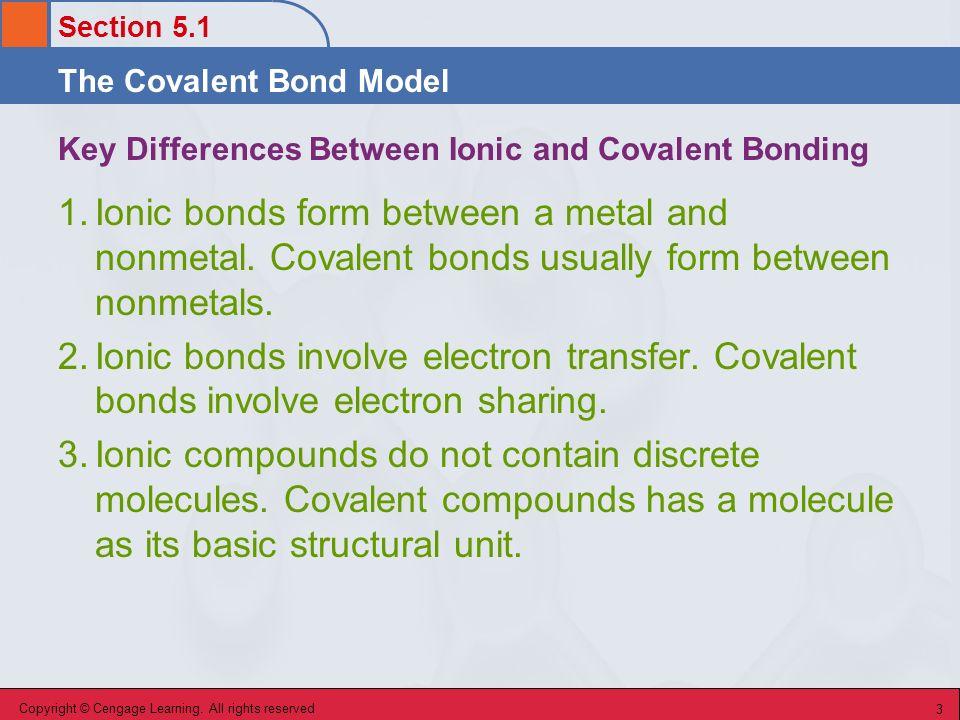Chapter 5 Chemical Bonding: The Covalent Bond Model. - ppt download