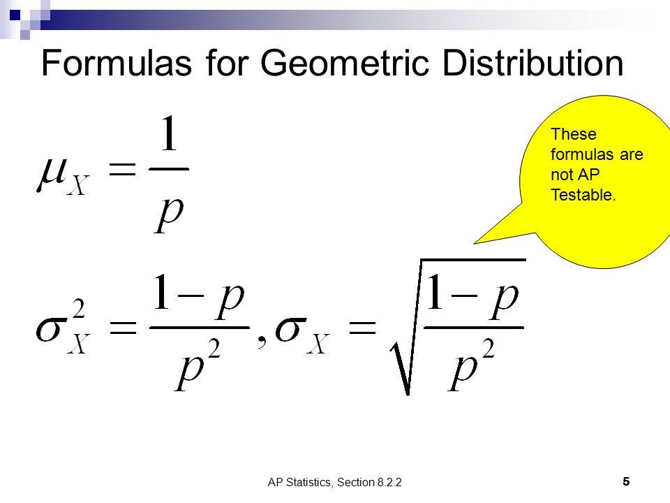 The Geometric Probability Distribution Example - YouTube