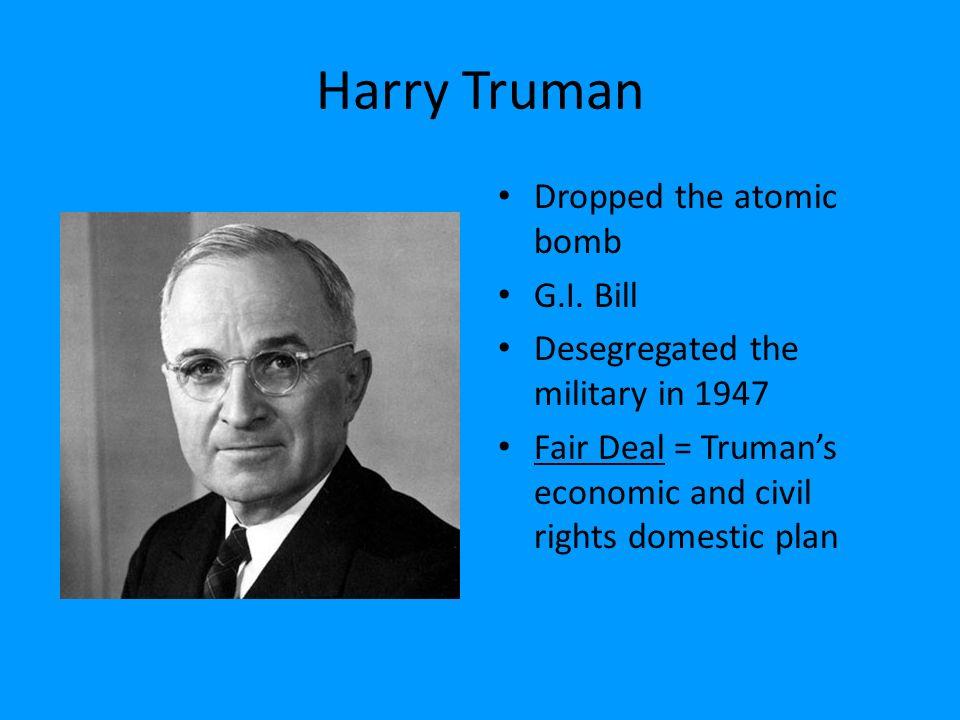 truman bomb dropping