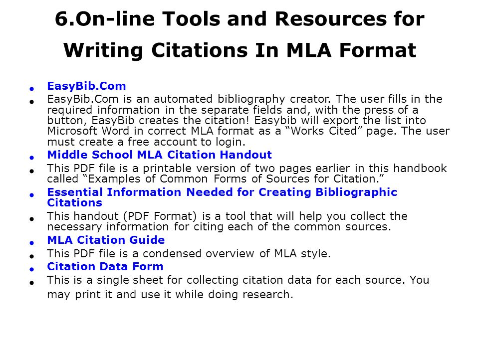 mla guidelines for writing a research paper mla format is one of the most common structures