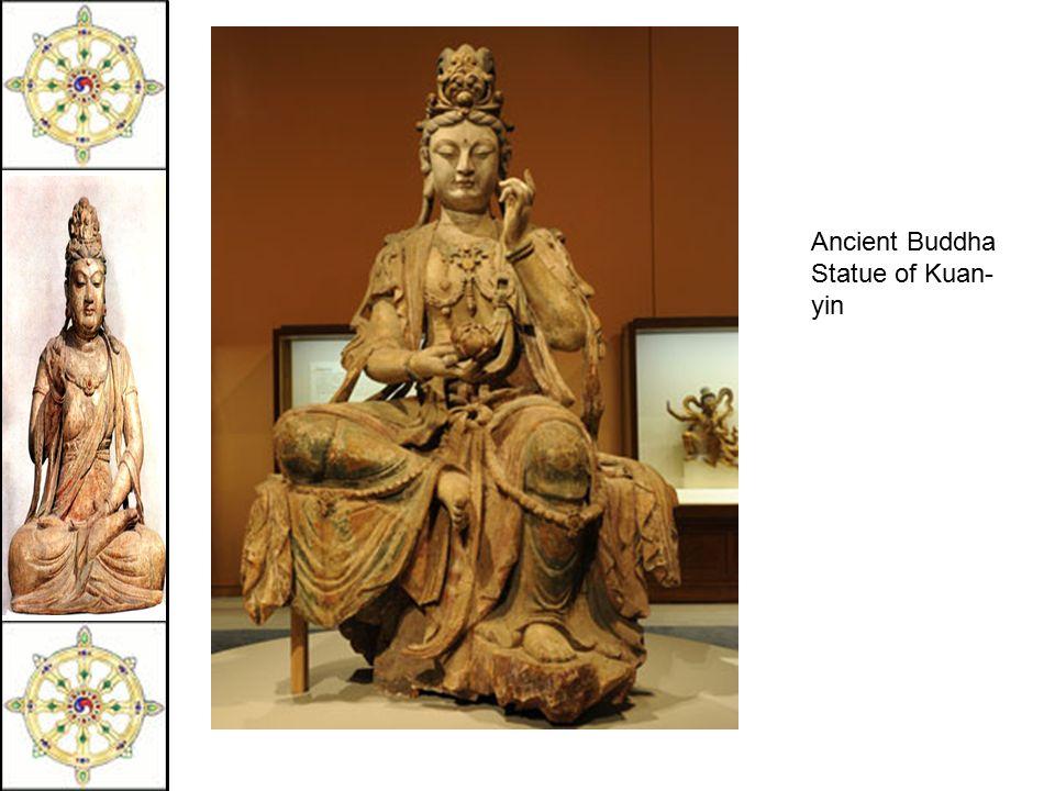 "Ancient Buddha Statue of Kuan- yin What is Mahayana Buddhism? ""the ..."