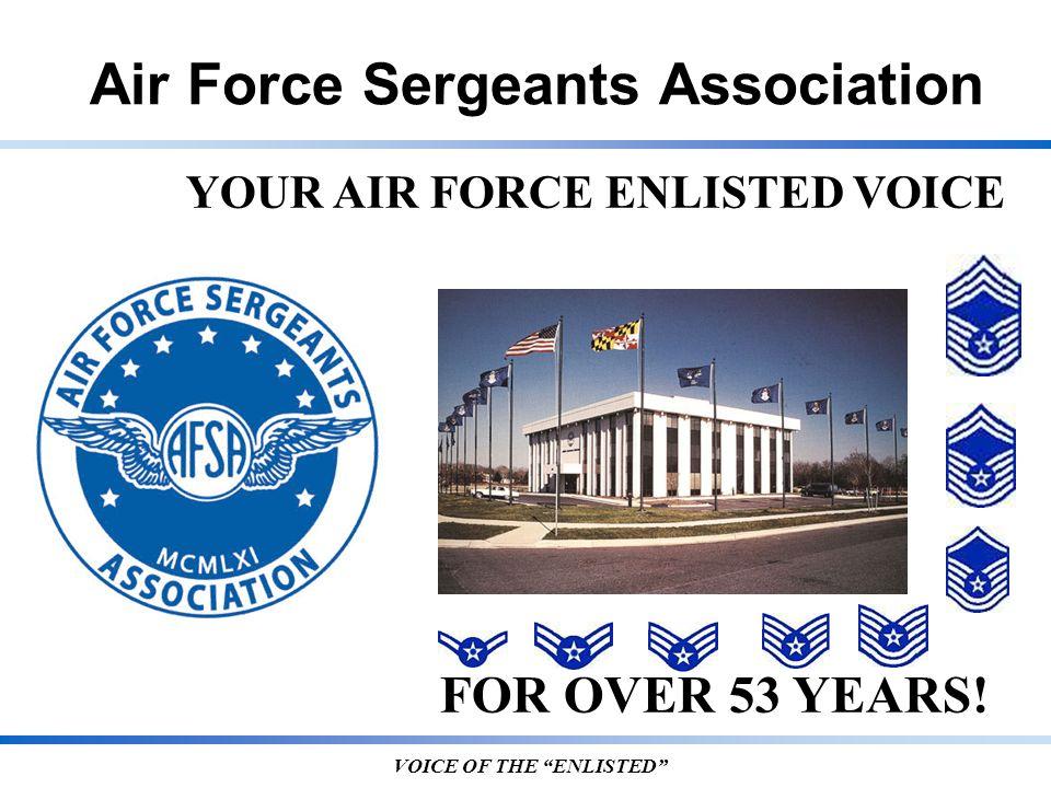 1 Air Force Sergeants Association
