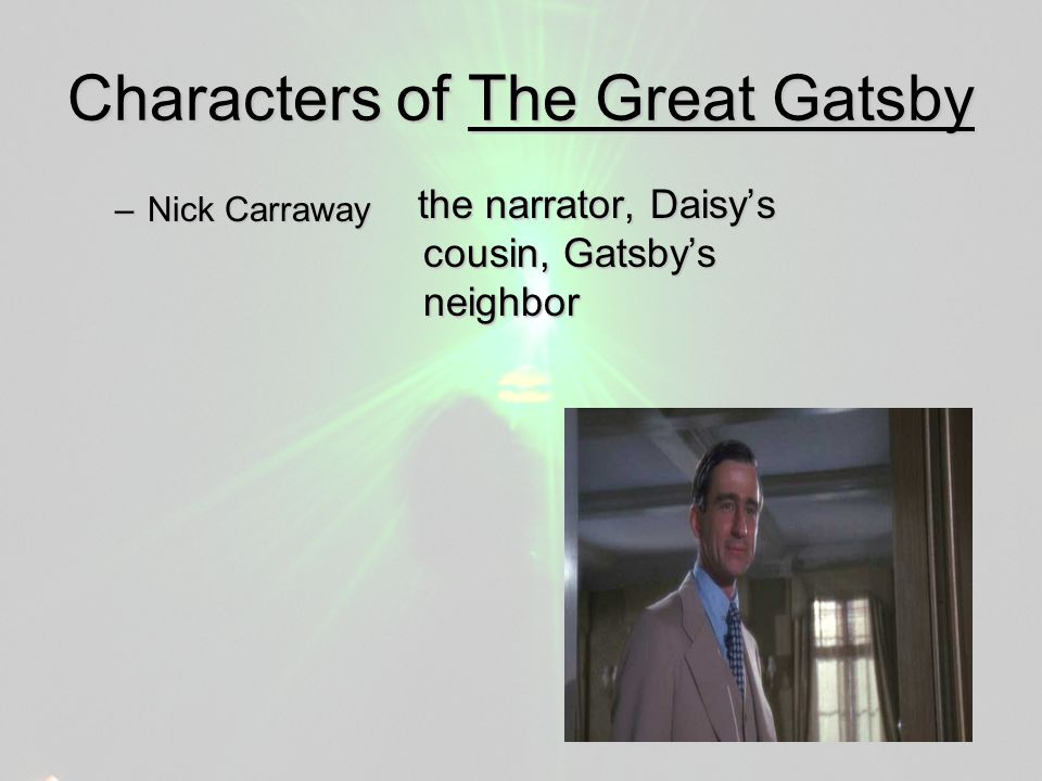 character analysis of jay gatsby essays