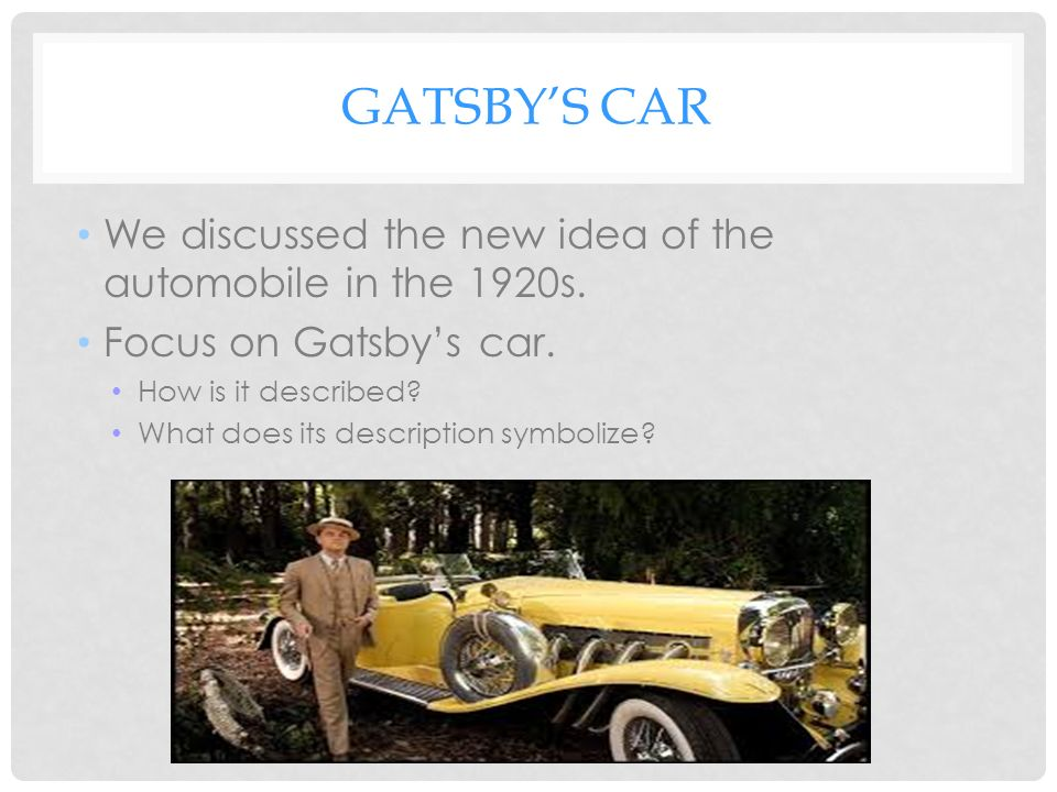 Great Gatsby Car Quotes - Best Quote 2018