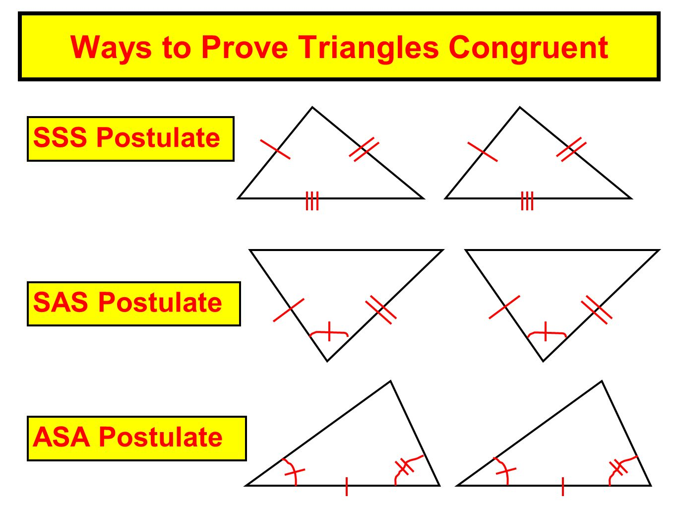 Lesson 4 7 congruent triangles proofs worksheet answers