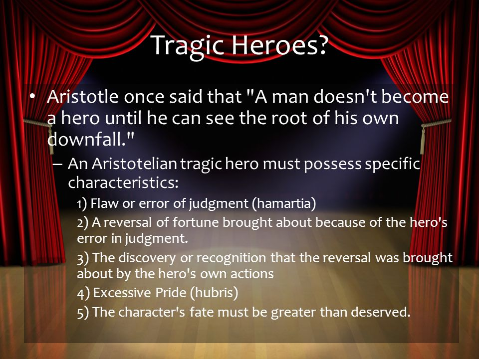 research papers hamlet tragic hero Essay hamlet as a tragic hero william shakespeare, the greatest playwright of the english language, wrote a total of 37 plays in his lifetime, all of which can be categorized under tragedy, comedy, or history.
