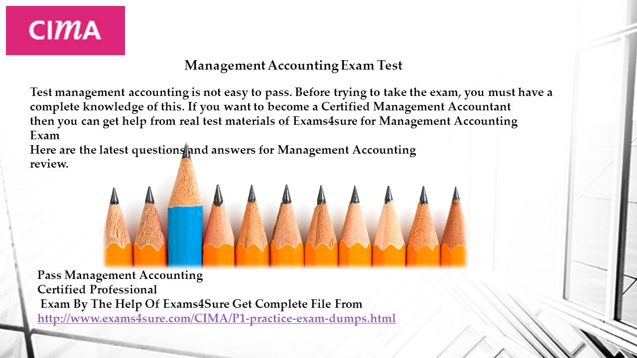 what is management accounting