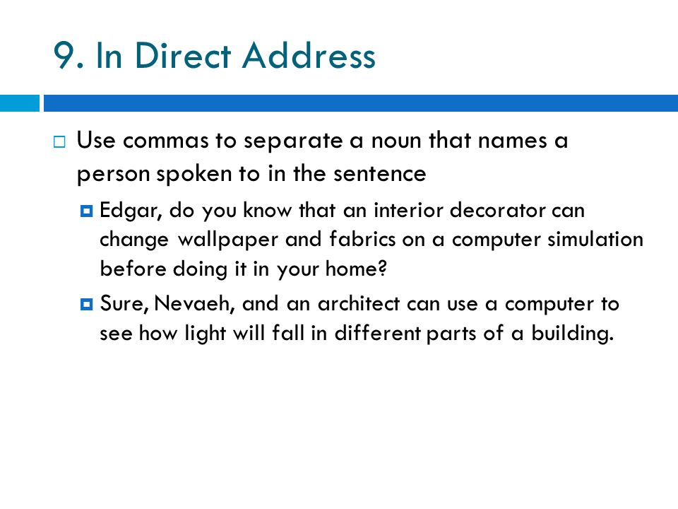 L.7.2 Use a comma to separate coordinate adjectives. - ppt download