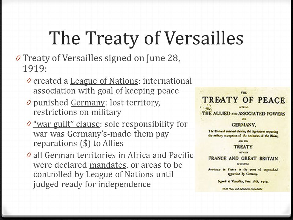 allies of germany