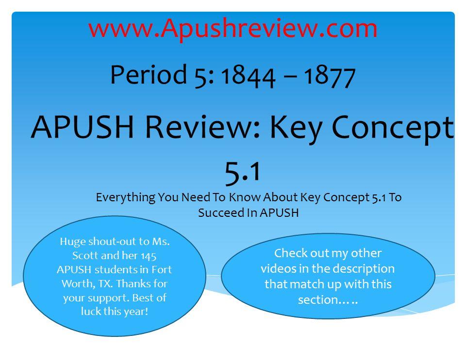 1 APUSH ...