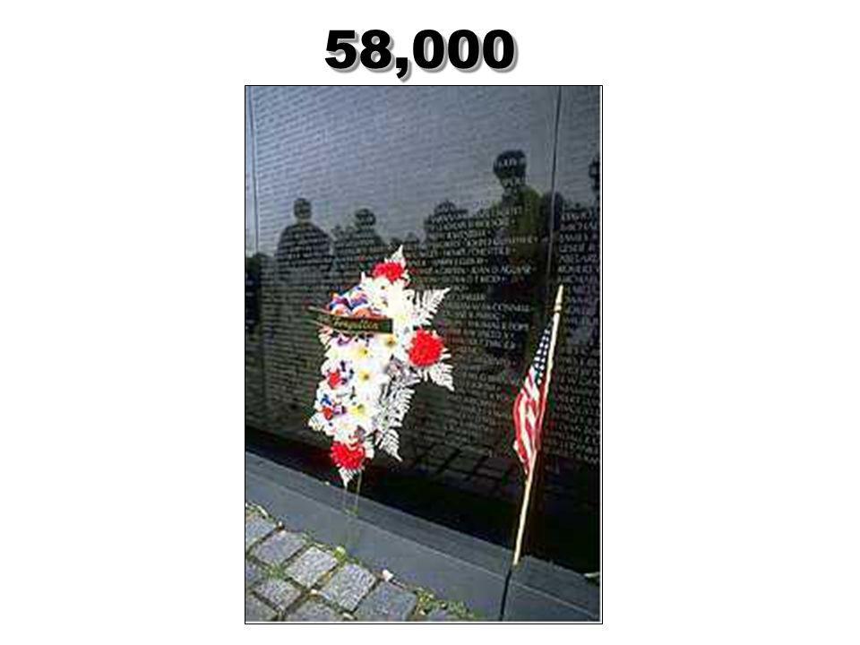 Memorial to US Servicemen in Vietnam