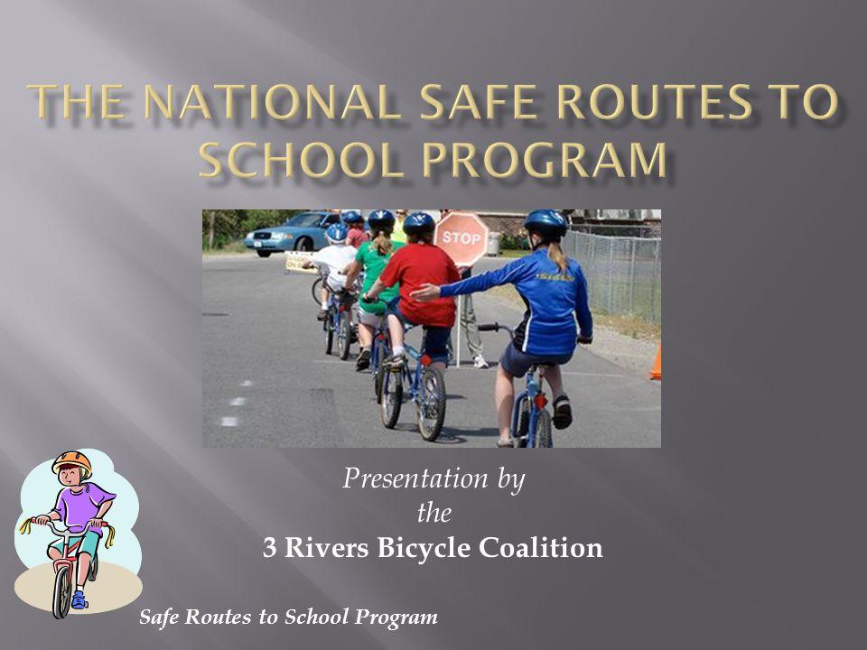 Safe Routes to School Program Washington Bikes