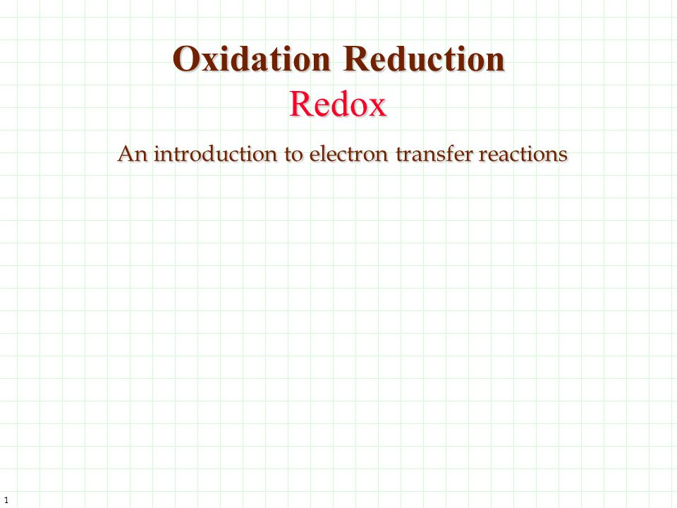 12 Example: Redox Reaction B&L 4.47: Based on the activity series, what is the outcome of the following reaction .