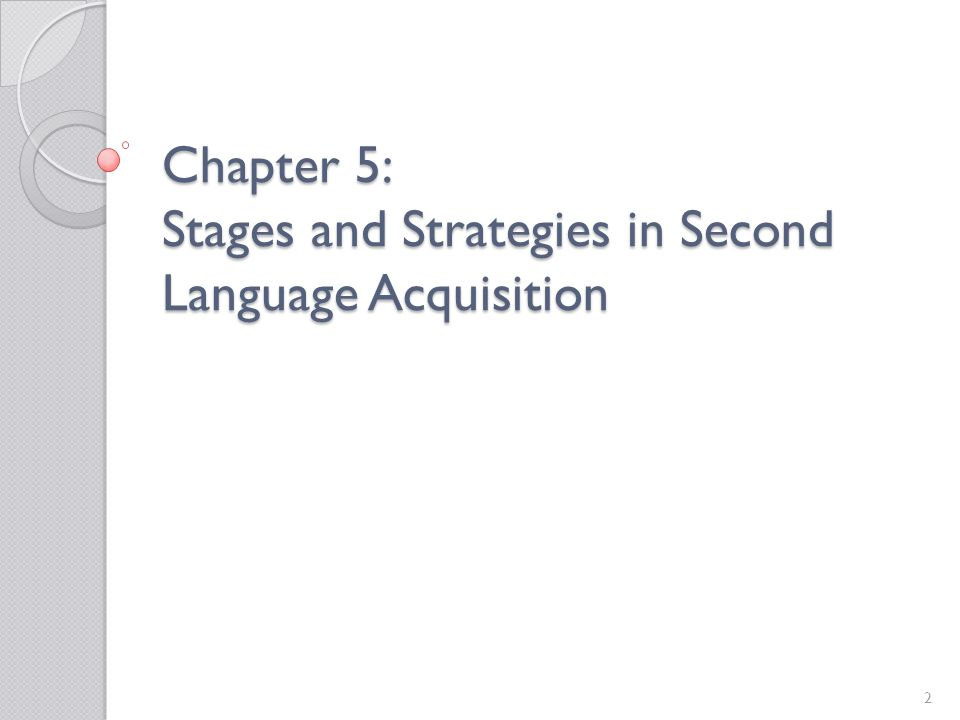 3 Stages of Learning a Second Language How Do We Learn Something New.