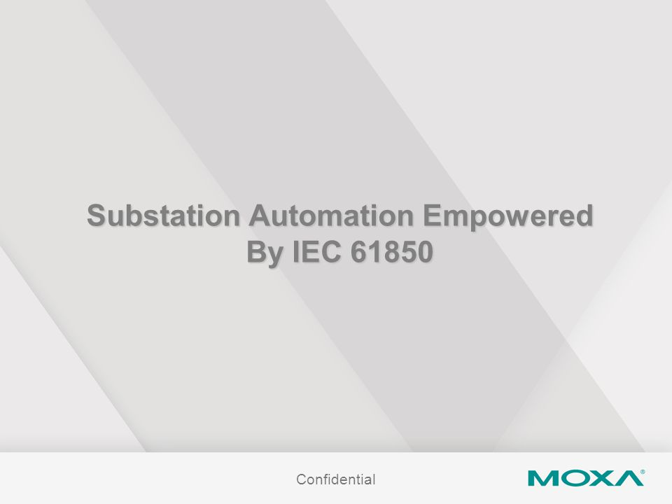 Confidential Substation Automation Empowered By IEC 61850