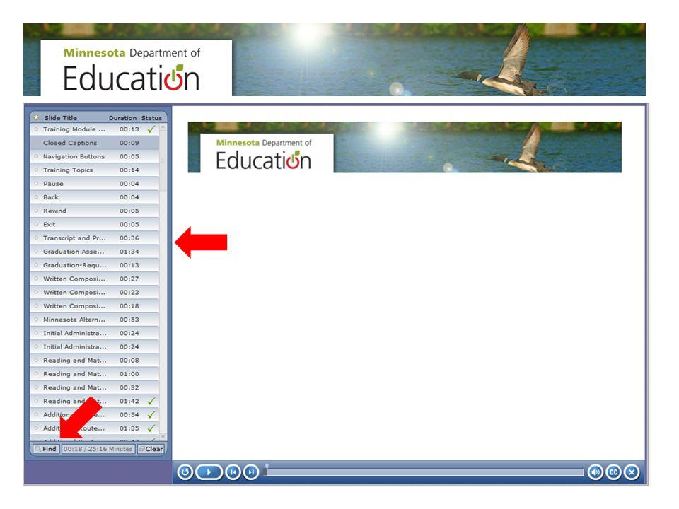 Screenshot highlighting the left navigation pane.