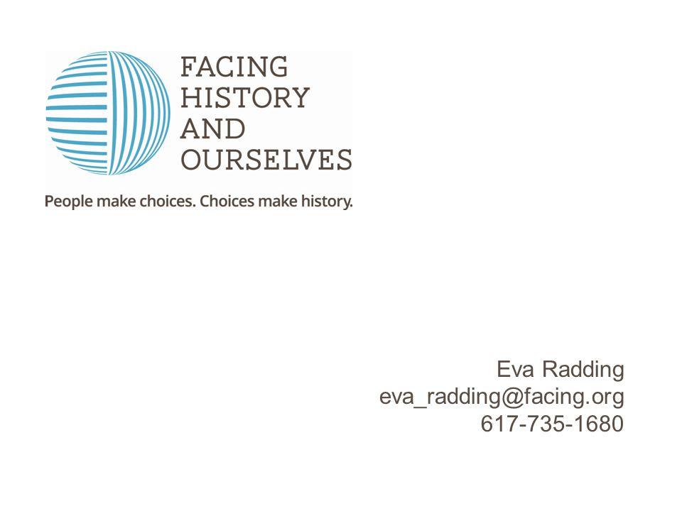 Eva Radding eva_radding@facing.org 617-735-1680