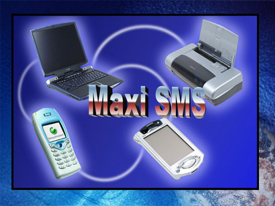 MaxiSMS MaxiSMS The elegant and effective way to stay in touch with your clients.