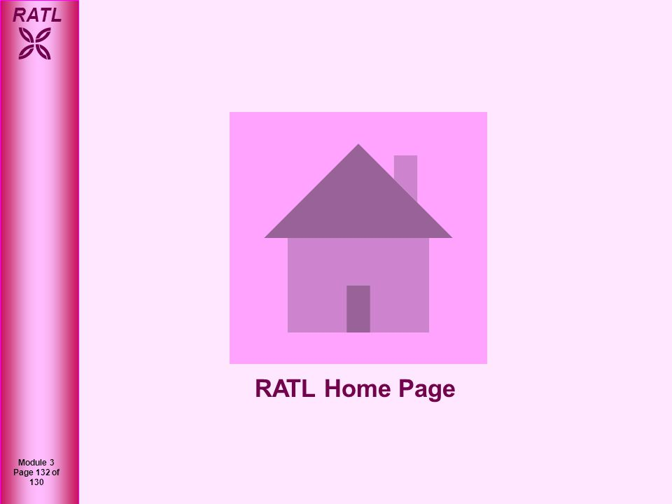 RATL Module 3 Page 132 of 130 RATL Home Page