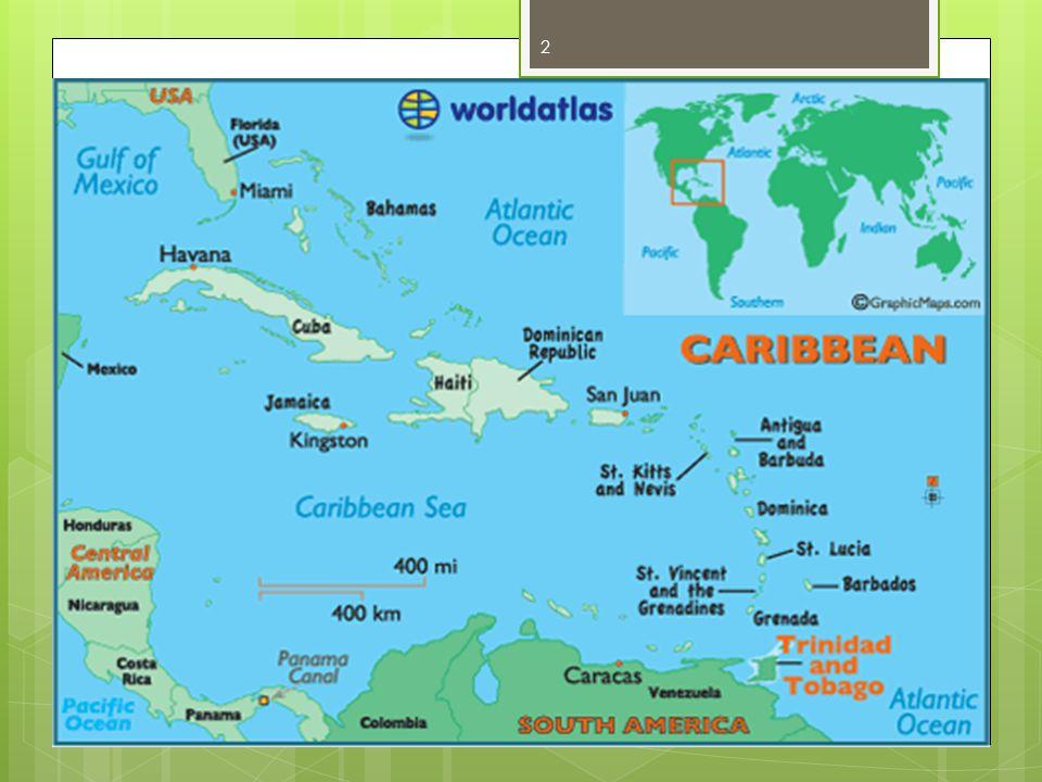 Trinidad & Tobago: Our Location 2