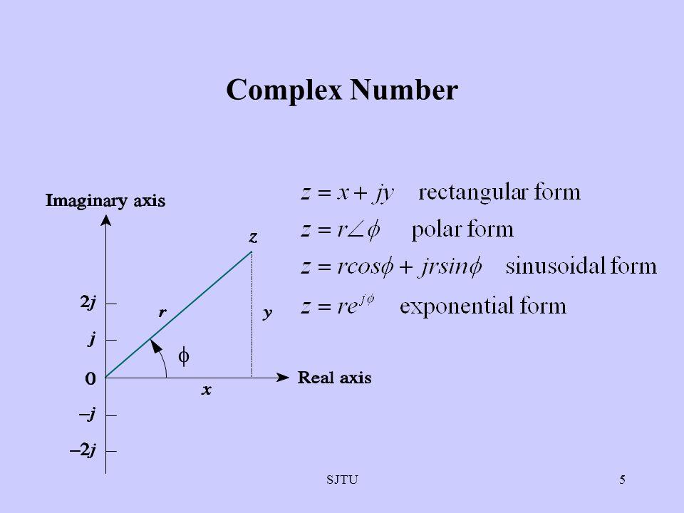 SJTU5 Complex Number