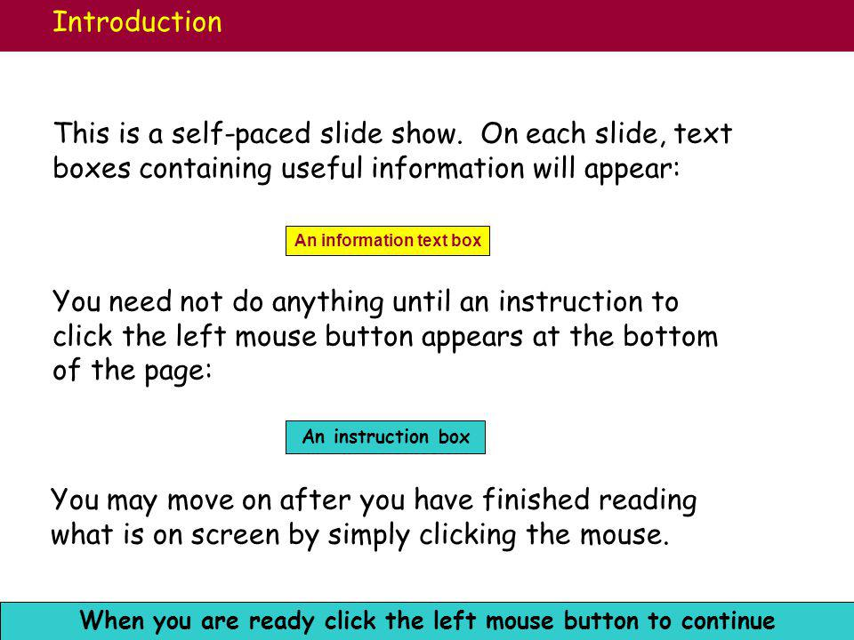 Cardiff University e-Learning: Blackboard Support When you are ready click the left mouse button to continue Further Features of the Control Panel The rest of this presentation gives you an overview of the remaining features for on offer in the Control Panel