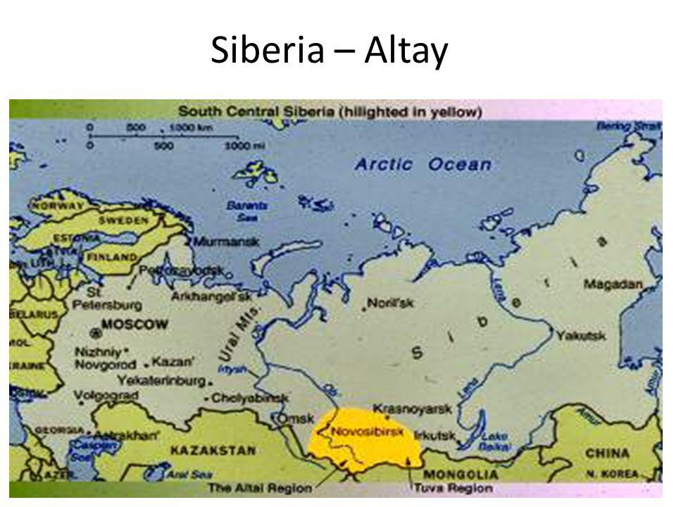 Siberia – Altay