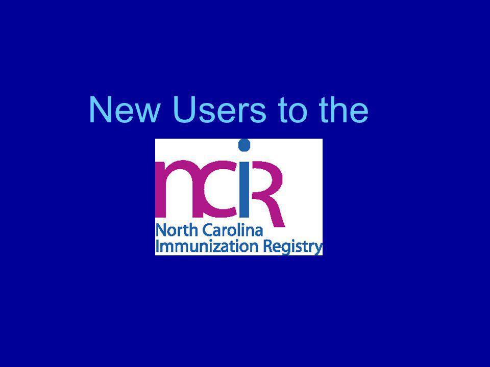 New Users to the