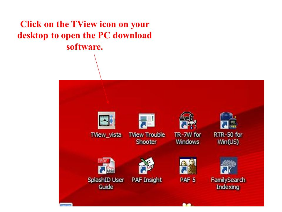 TView Download software