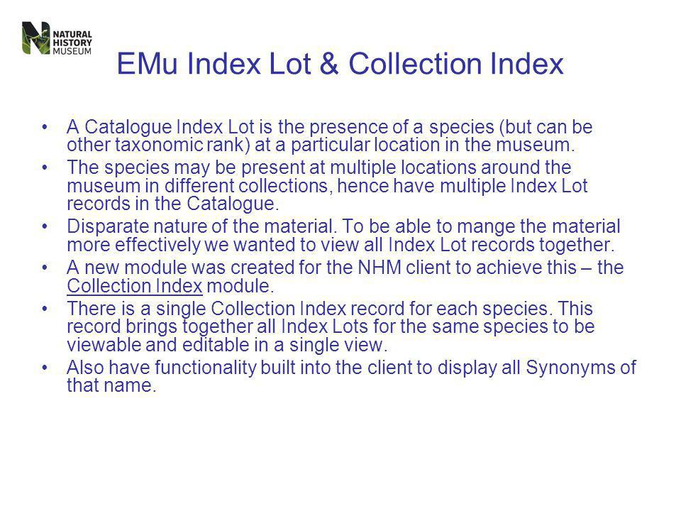EMu Index Lot & Collection Index Taxonomy Agabus montanus Collection Index Agabus montanus Filed as Name Catalogue (Index Lot) Agabus montanus Taxonomy Agabus melanocornis Catalogue (Index Lot) Agabus montanus Catalogue (Index Lot) Agabus melanocornis Synonym Locations Spirit Collection Locations Accessory Collection Locations Main Dry Collection Displays Synonym Lots as well