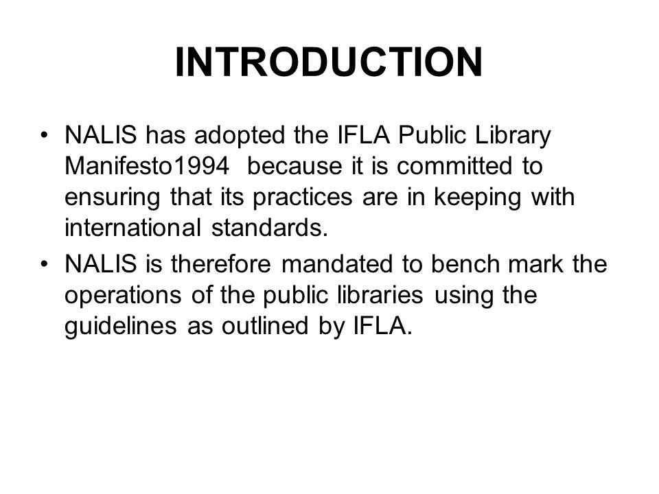 A Discussion of Areas Covered in Survey Libraries: Access and facilities – Unclear Access to commercial e-resources free of charge – was it to patrons or the library.