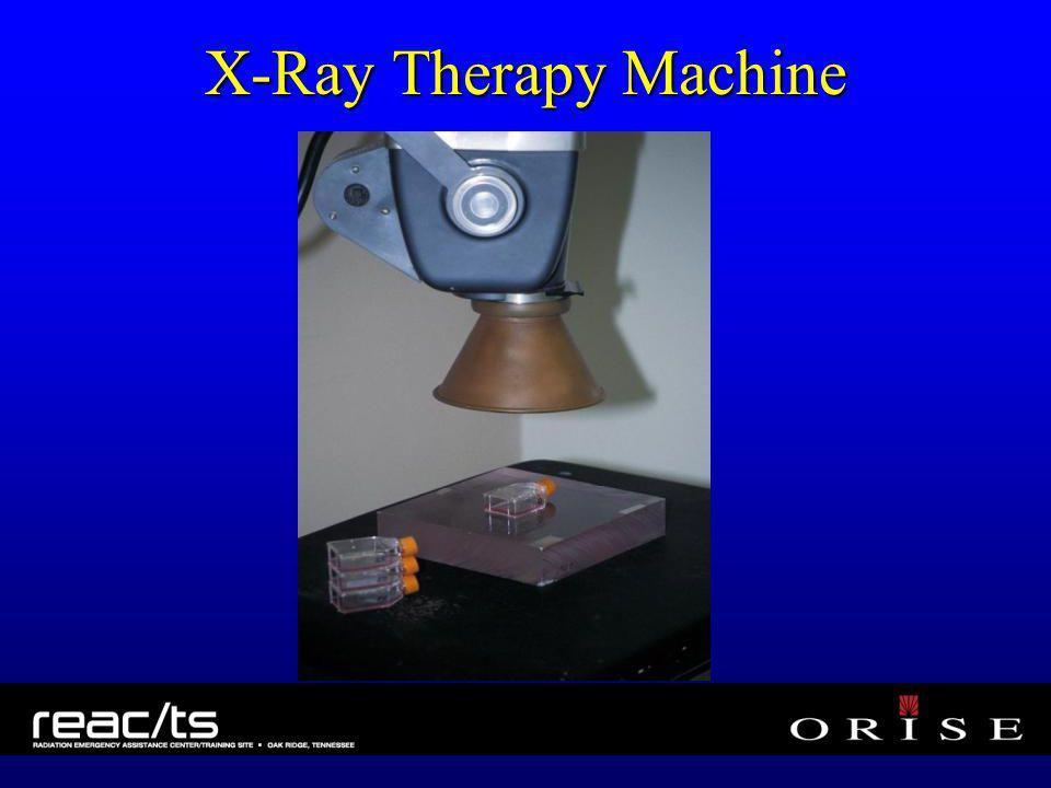 X-Ray Therapy Machine