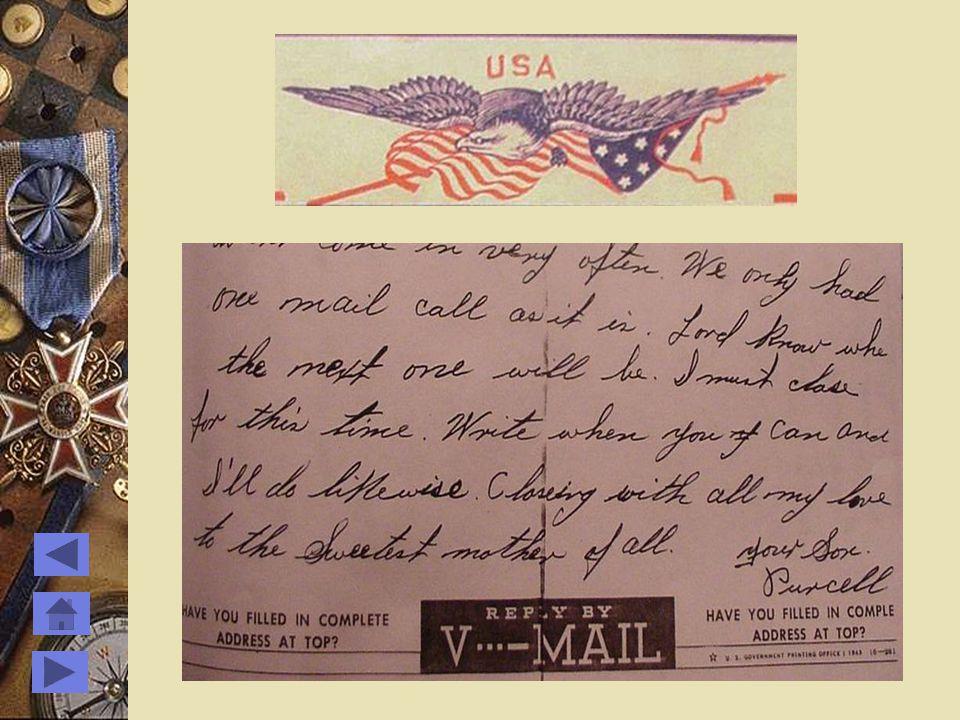 Postmark from last letter