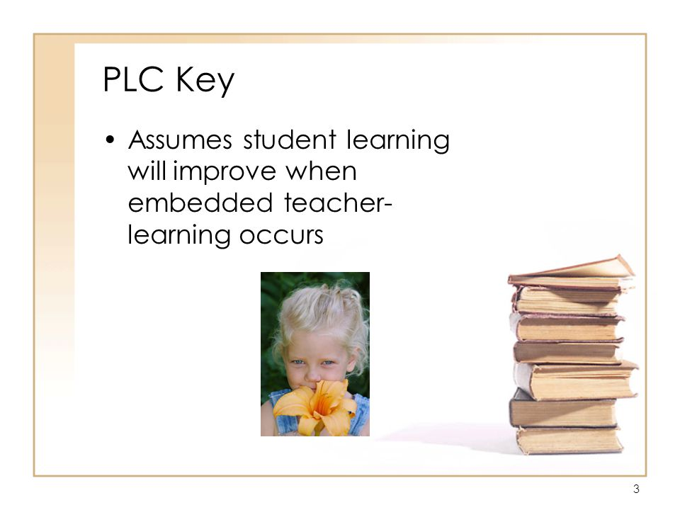 14 Collaboration Collaborate on… –Curriculum –Instruction –Assessment