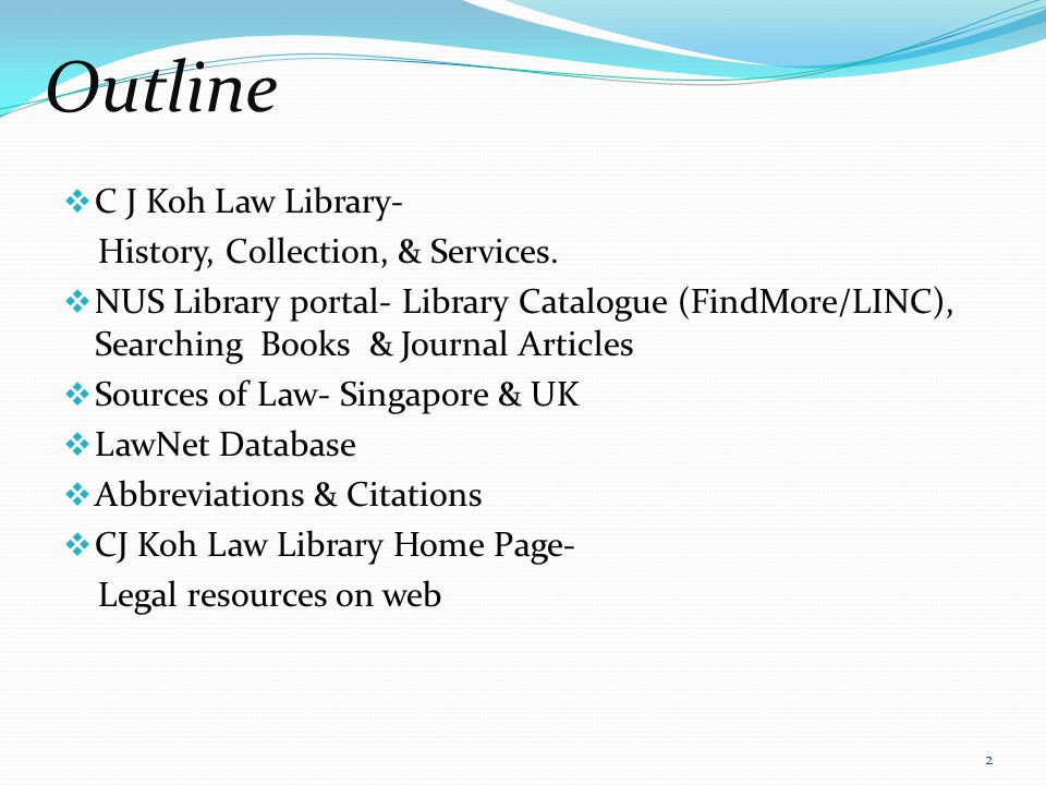 Chinese Library Central Library C J Koh Law Library Hon Sui Sen Memorial Library Music Library Science Library Medical Library NUS Libraries 3