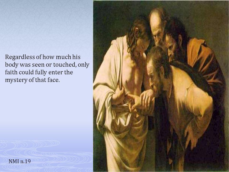 Dulcis Iesus memoria, dans vera cordis gaudia NMI n.28 how sweet is the memory of Jesus, the source of the heart s true joy!