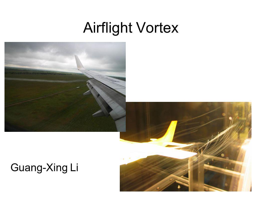 Airflight Vortex Guang-Xing Li
