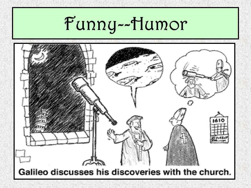 Funny--Humor