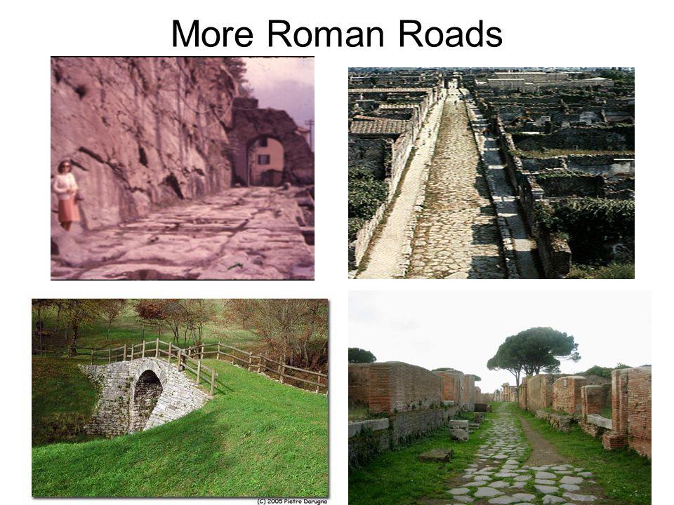More Roman Roads