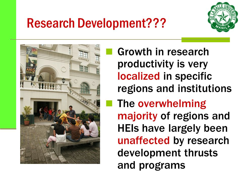 Research Development .