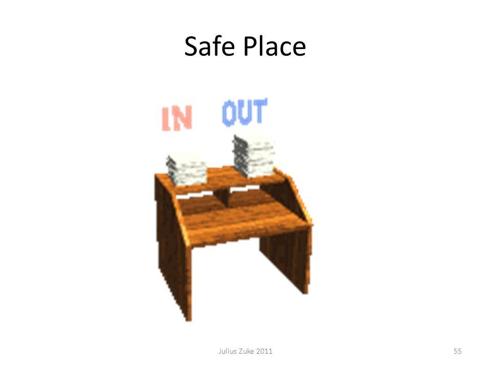 Safe Place 55Julius Zuke 2011