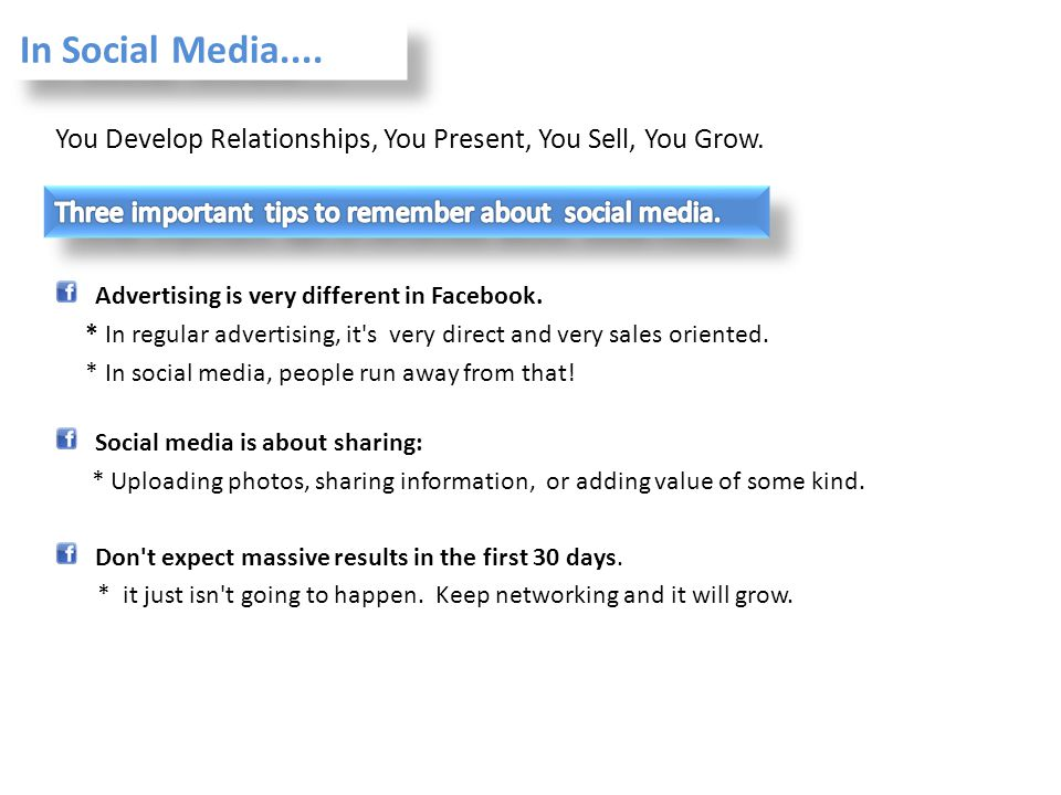 Sample ad: I am looking for a social media expert/assistance.