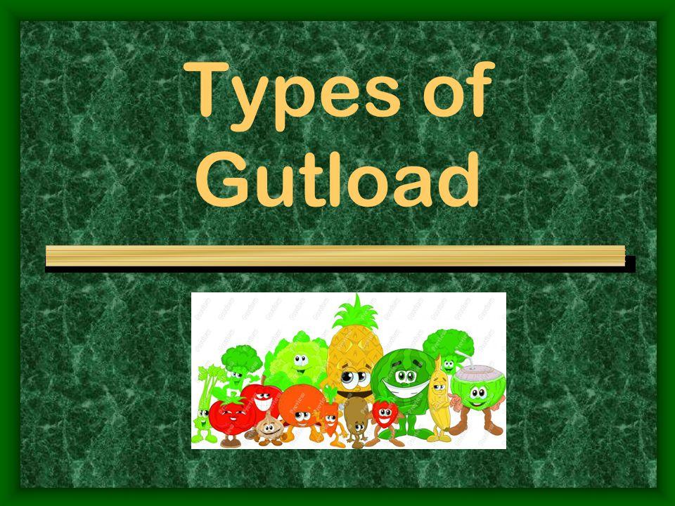 Types of Gutload