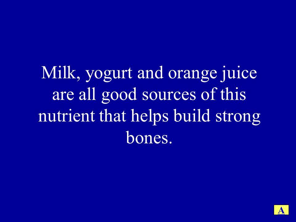 What is Calcium.