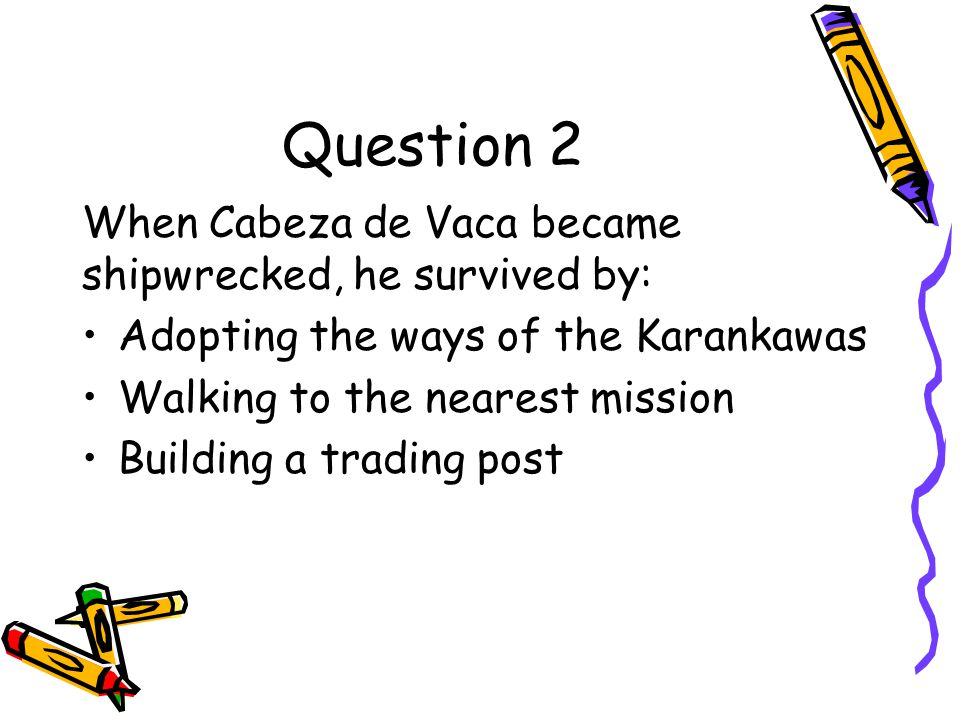 Answer to Question 1 Gulf of Mexico