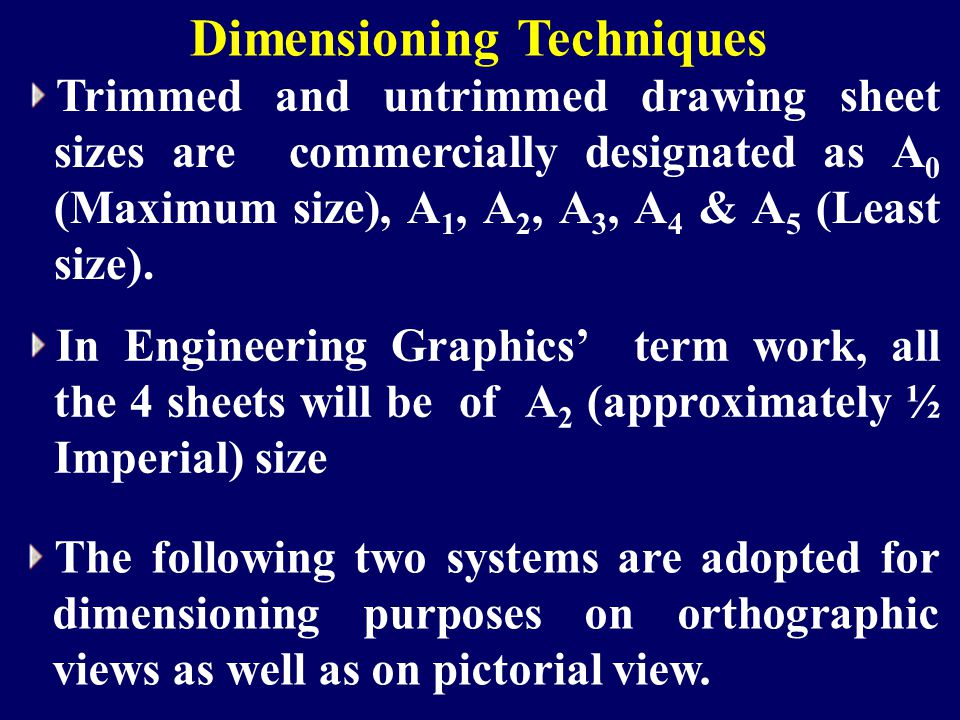 TYPES OF LINES USED IN ENGINEERING DRAWING APPLICATIONS OF LINES ON DRAWING G2G2 CUTTING PLANE LINE (IN T.V) CONTINUOUS THICK A A G1G1 CUTTING PLANE L