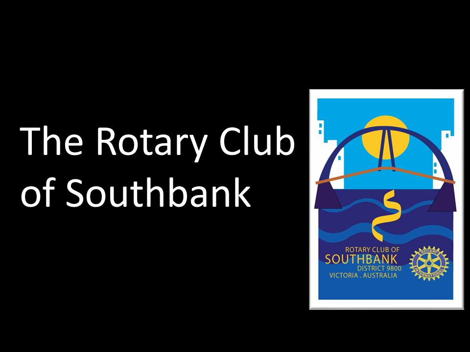 The Rotary Club of Southbank