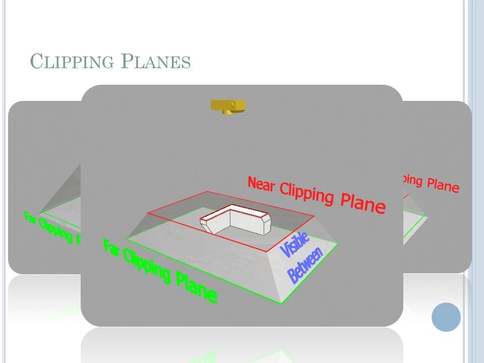 C LIPPING P LANES